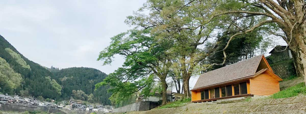 吉野杉の家